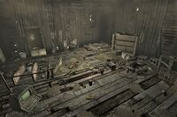 FNV Gibson Shack interior overview