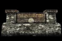 FNV Old Mormon Fort sign nif