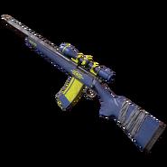 FO76 Atomic Shop - Vault-Tec hunting rifle paint
