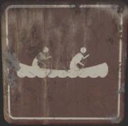 FO76 Canoe sign 2