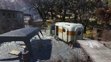FO76 Investigate the trailer