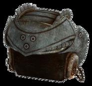Metal helmet reinforced F