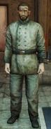Confederate uniform