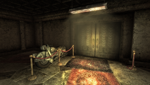 FO3 Dukov's Place motorcycle
