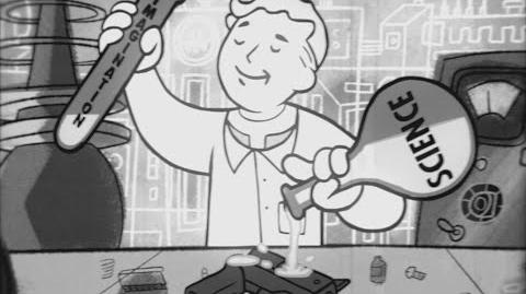 Fallout 4 – серия видеороликов о SPECIAL - Интеллект