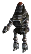 Fo3BS Enclave protectron