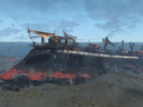 Wreck of the FMS Northern Star