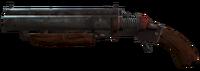 Incindiary Handmade Rifle