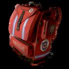 Atomic backpack respondersrescue