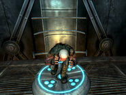 FO3 Nathan in the Raven Rock base
