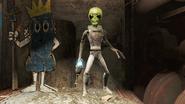 FO4NW Animatronic alien1