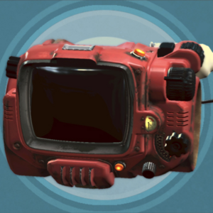 FO4 Creation Club - PipBoy Red.png