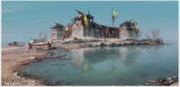 Fo4 The Castle Art