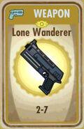 FoS Lone Wanderer Card