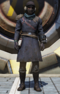 FO76WL Fashionable Raider outfit male