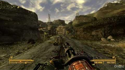 Fallout New Vegas Preview
