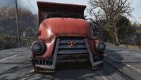 FO76 Bleeding Kate's Grindhouse bear truck