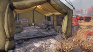FO76 Survey camp Alpha (Tent)