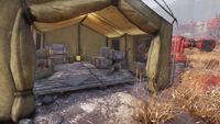 FO76 Survey camp Alpha (Tent)