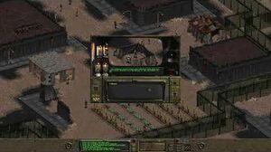 Fallout (1997) - Boneyard 4K 60FPS