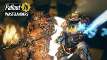 Fallout 76 Wastelanders — Официальный трейлер №2