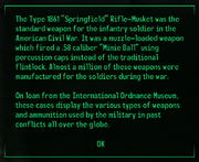 MoH Type 1861 Springfield Rifle-Musket message box.png