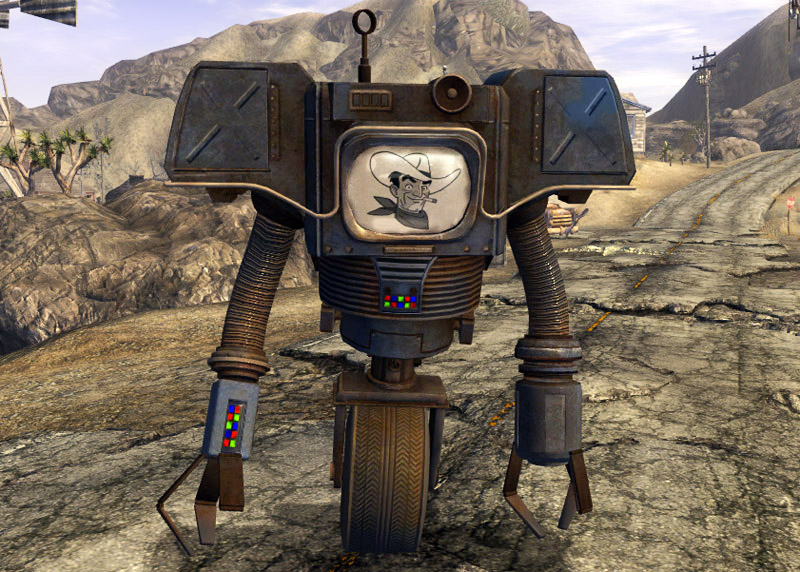 Victor (Fallout: New Vegas)