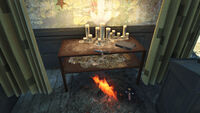 Bradberton Dark Souls lit fire