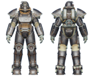 FO4CC T-51 power armor onyx