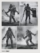 FO4 Art Raider Types