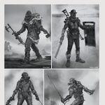 FO4 Art Raider Types.jpg