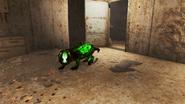 FO4 Glowing Mole rat