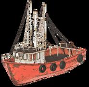 FO76 Fishing boat 1