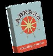 Undamaged abraxo cleaner