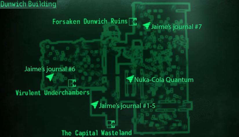 Jaime's personal journal