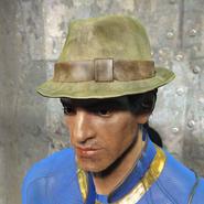 FO4 Фетровая шляпа Н
