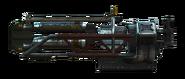 FO4 Focused gatling laser