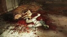 FO76SD Enclave research facility (Walton corpse)
