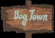 FO76 Bog Town sign nif