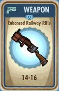 FoS Enhanced Railway Rifle Card