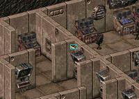 FAB Vault 15 Command Center