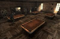 FNV Jacobstown pool tables