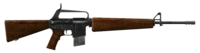 FNV Service Rifle All Sght