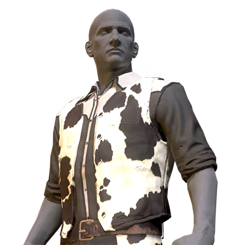 Cowhide western outfit (Fallout 76)