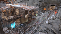 FO76 Big Bend Tunnel West