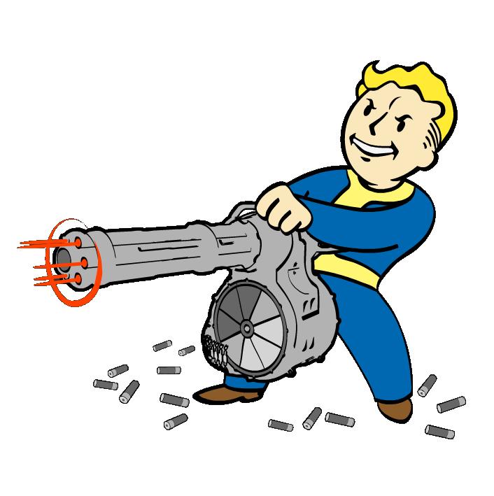 Фанат больших пушек (Fallout 76)