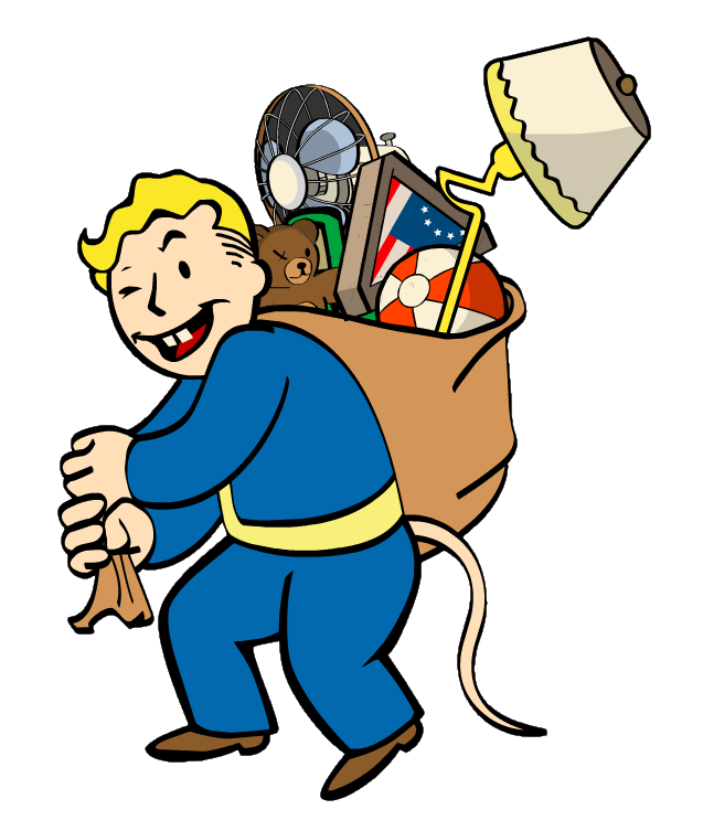Барахольщик (Fallout 76)