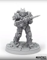 FWW Enclave shocktrooper armor
