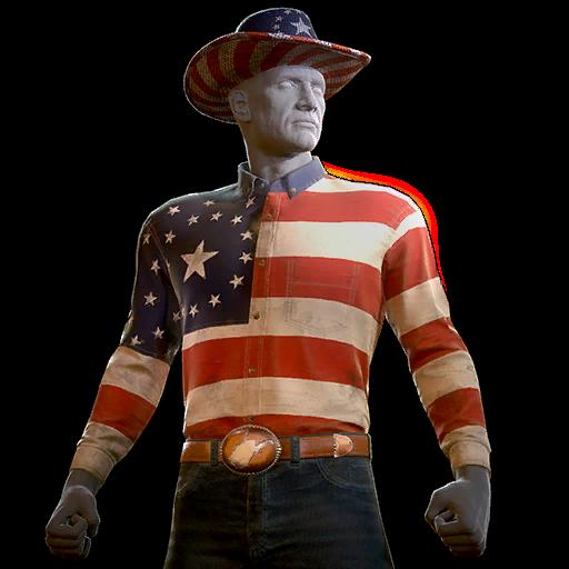 Rootin' tootin' cowboy outfit