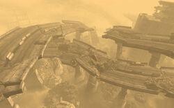 Ruined Highway Interchange